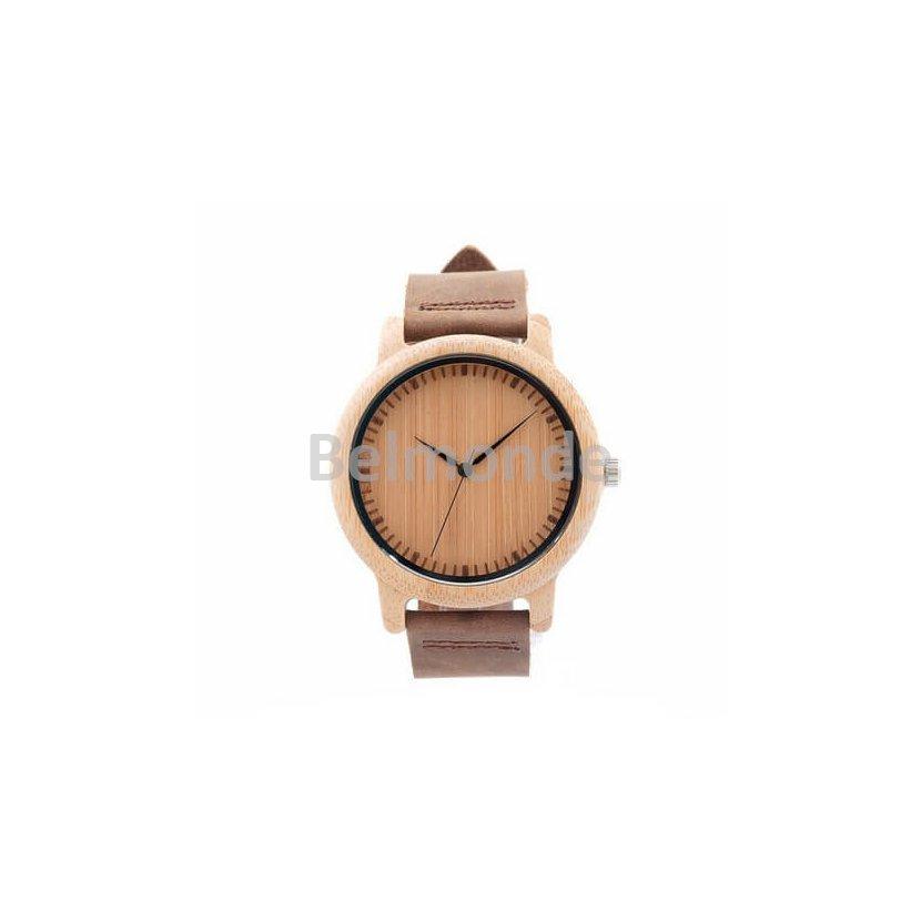 a1827c6fbfb Dřevěné hodinky Philippe