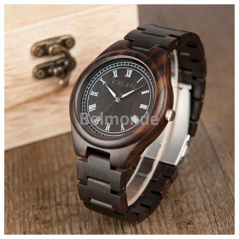 Dřevěné hodinky Claude  4833828229
