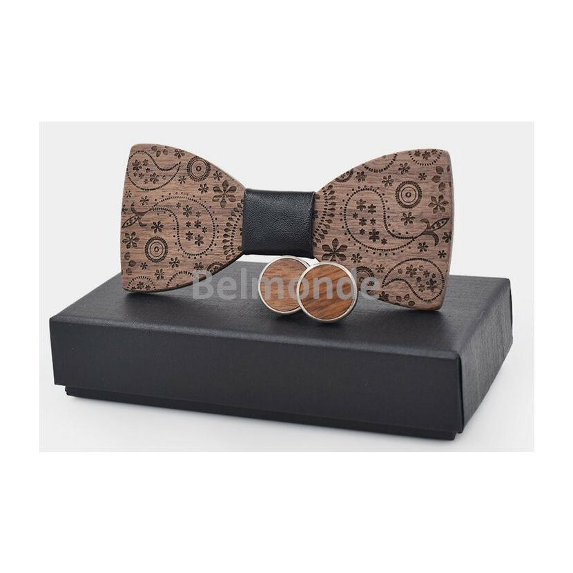 Dřevěné hodinky Roger  dc0b8082b2